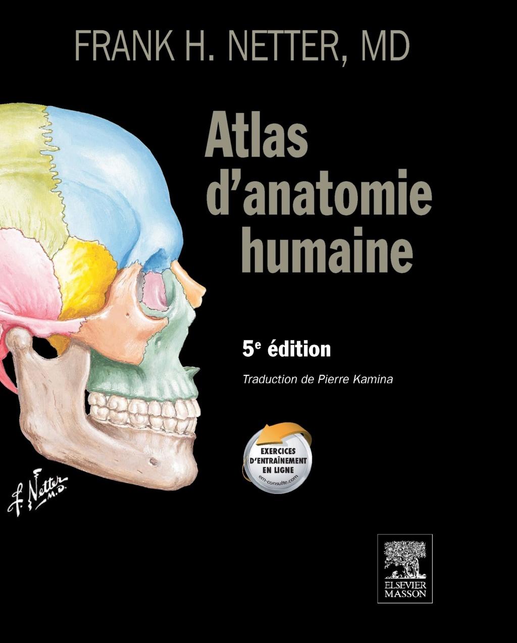 Livres Médicales - Atlas d'anatomie humaine (5e édition) Atlas_10