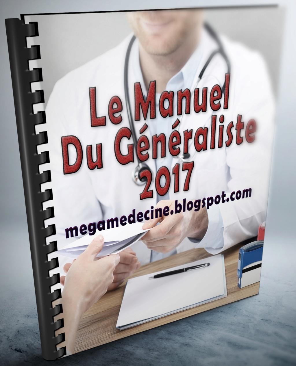 Livres Médicales - Collection Le Manuel Du Généraliste 2017 Book_310