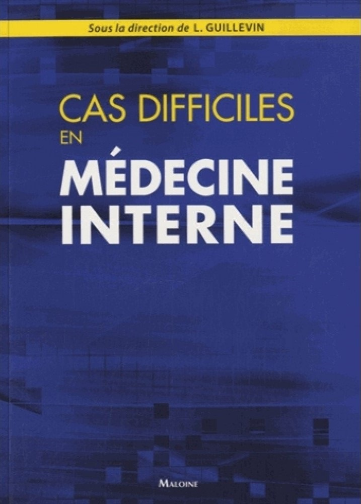 Livres Médicales - Cas Difficiles En Medecine Interne Cas_di10