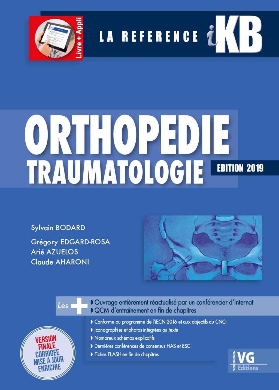Livres Médicales - iKB Orthopédie - Traumatologie 2019 Ikb_or10