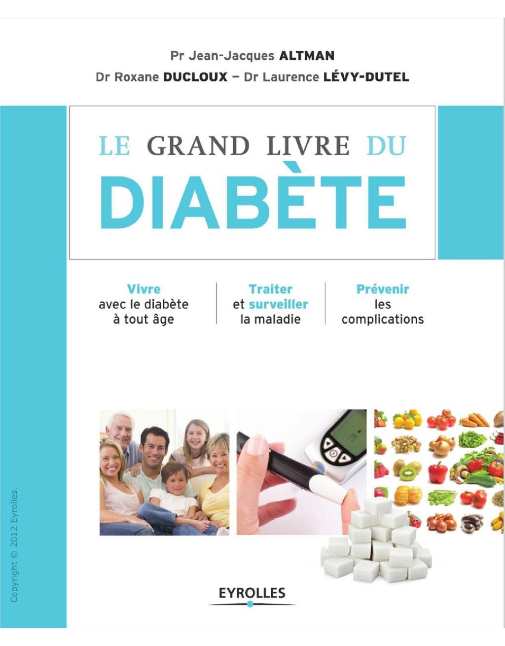 Livres Médicales - Le Grand Livre Du Diabète Le_gra11
