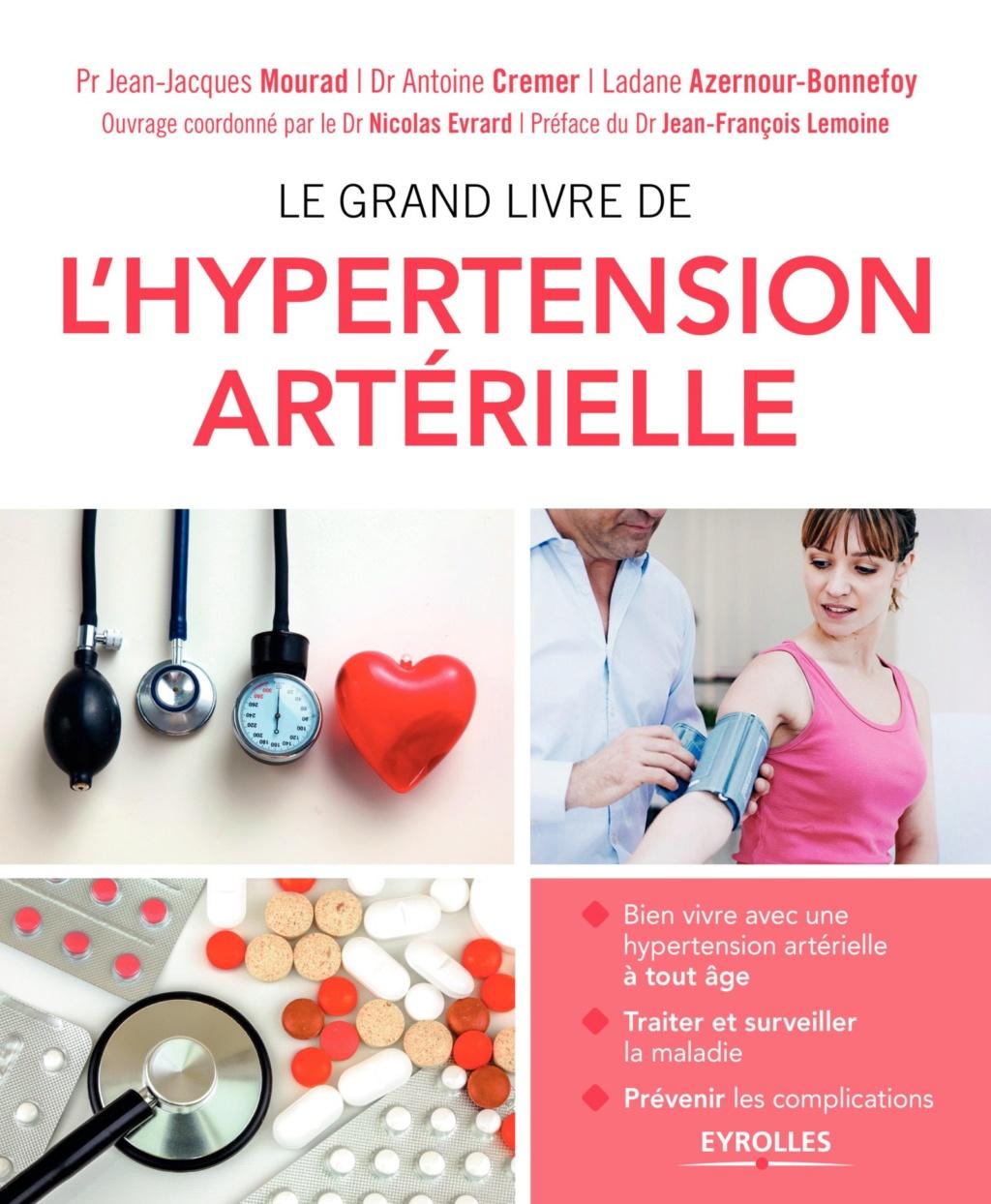 Livres Médicales - Le grand livre de l'hypertension artérielle Le_gra12