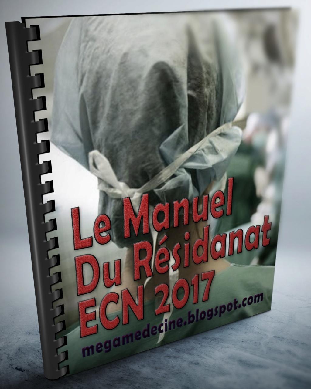 Livres Médicales - Collection Le Manuel Du Résidanat ECN 2017  Le_man24