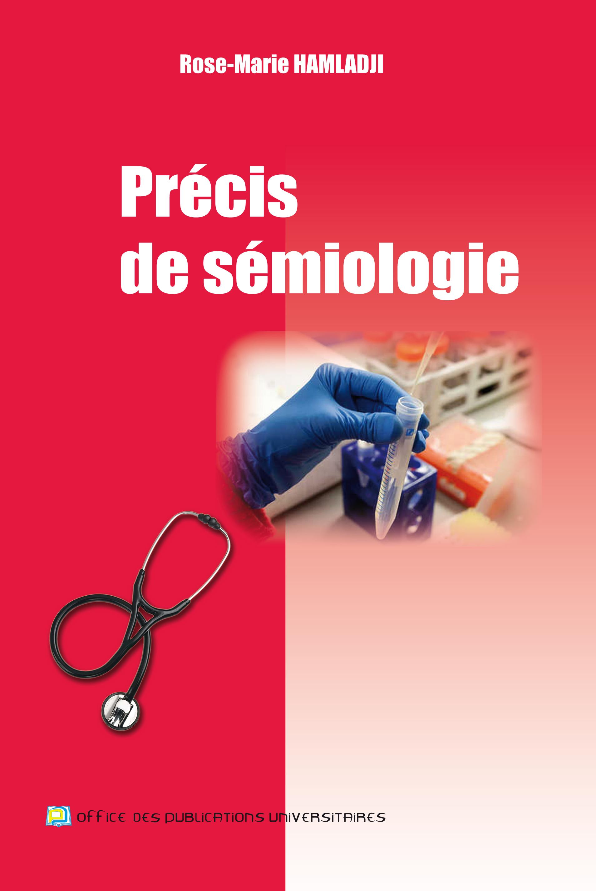 Livres Médicales - Précis de sémiologie Przoci10