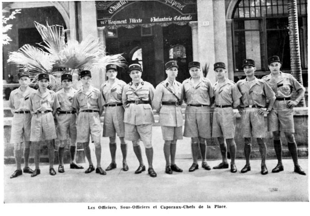 Bataillon Mixte d'Infanterie Coloniale de Chine (BMICC) / Shanghai années 1930 Shangh13
