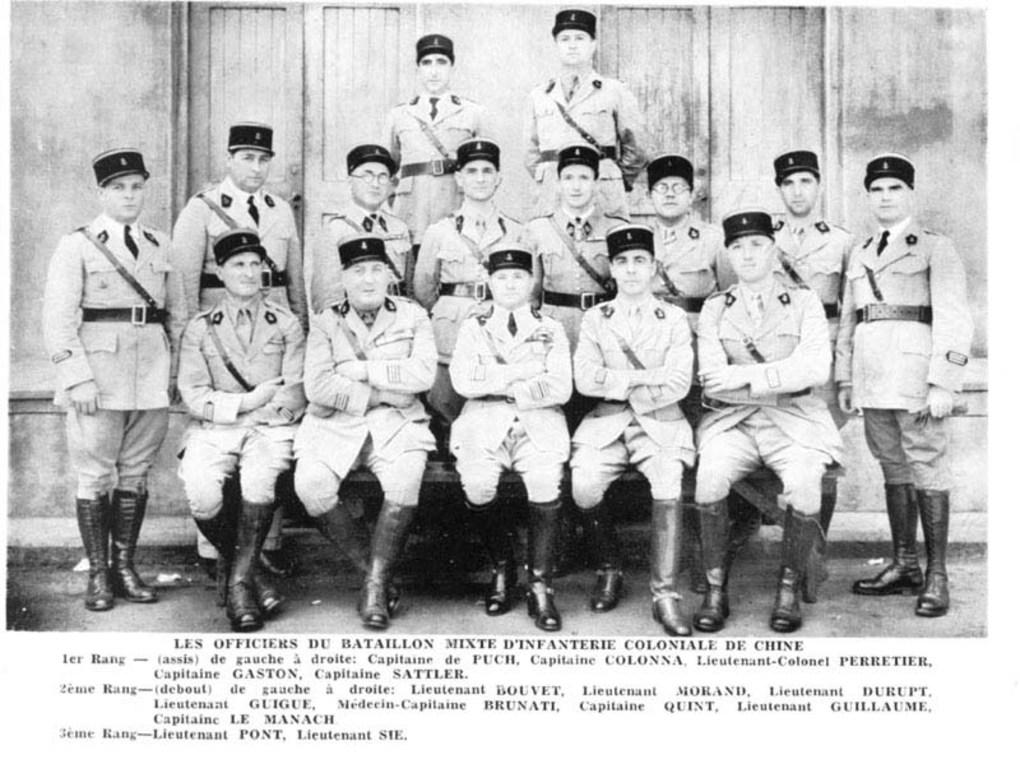 Bataillon Mixte d'Infanterie Coloniale de Chine (BMICC) / Shanghai années 1930 Shangh14