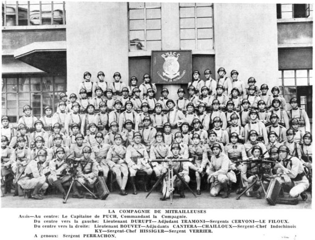 Bataillon Mixte d'Infanterie Coloniale de Chine (BMICC) / Shanghai années 1930 Shangh15
