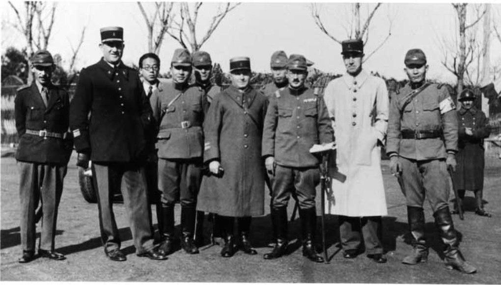 Bataillon Mixte d'Infanterie Coloniale de Chine (BMICC) / Shanghai années 1930 Shangh18