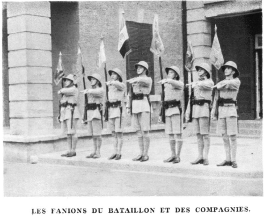 Bataillon Mixte d'Infanterie Coloniale de Chine (BMICC) / Shanghai années 1930 Shangh20