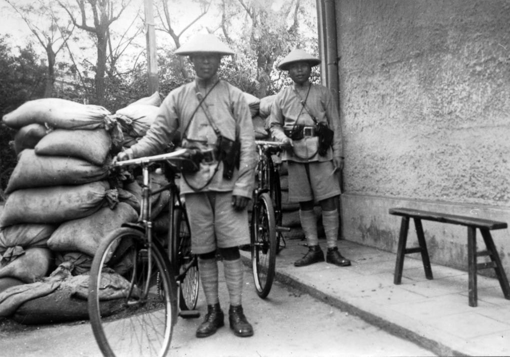 Bataillon Mixte d'Infanterie Coloniale de Chine (BMICC) / Shanghai années 1930 Shangh21