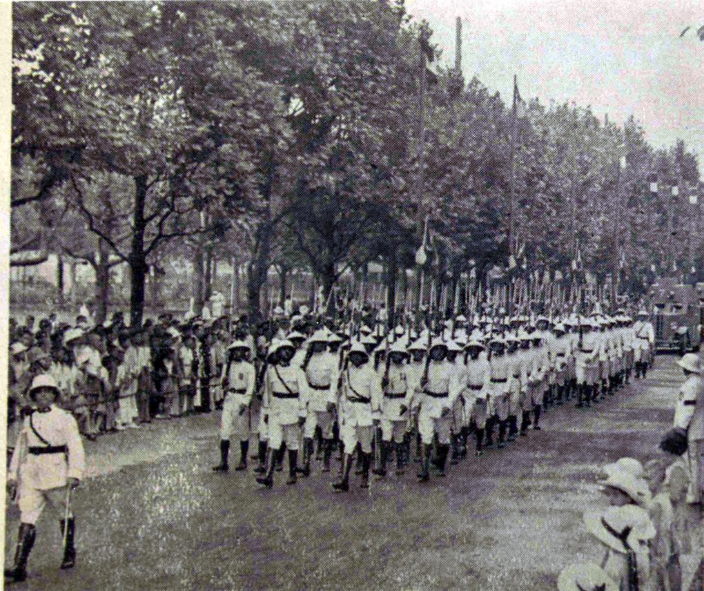 Bataillon Mixte d'Infanterie Coloniale de Chine (BMICC) / Shanghai années 1930 Shangh23