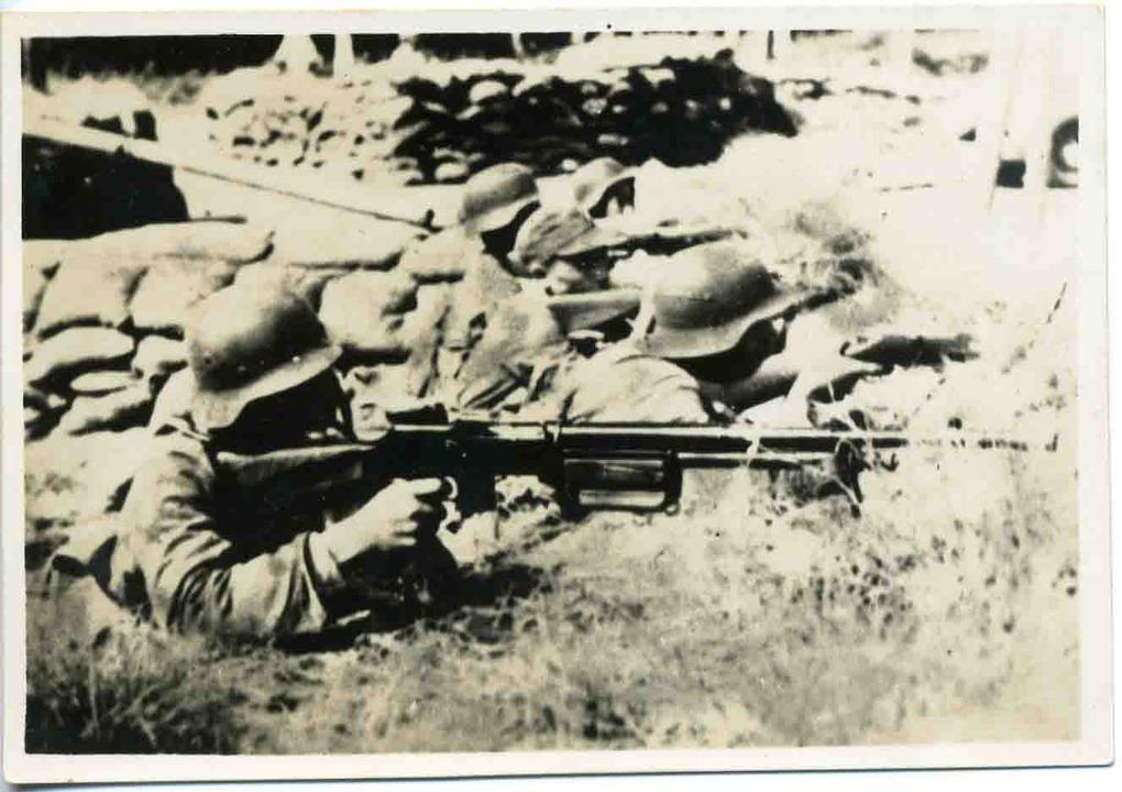 Bataillon Mixte d'Infanterie Coloniale de Chine (BMICC) / Shanghai années 1930 Shangh27