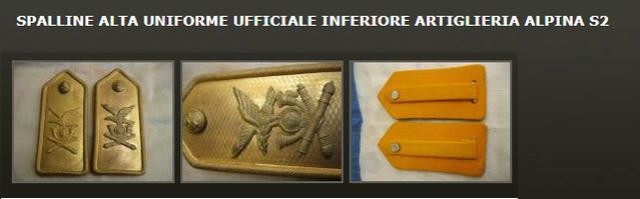 Patte d'épaule d'officier subalterne d'Alpini modèle 1934 (question solutionnée) Spalli10