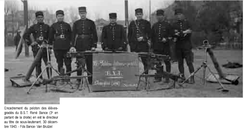 Bataillon Mixte d'Infanterie Coloniale de Chine (BMICC) / Shanghai années 1930 Troupe10