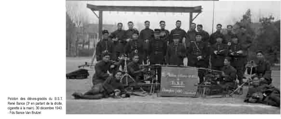Bataillon Mixte d'Infanterie Coloniale de Chine (BMICC) / Shanghai années 1930 Troupe11