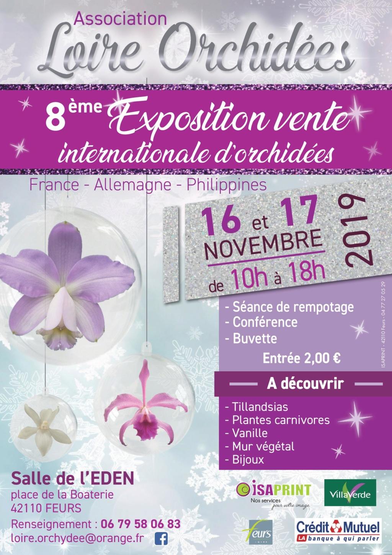 exposition feurs (42) 16 et 17 novembre Afiche10
