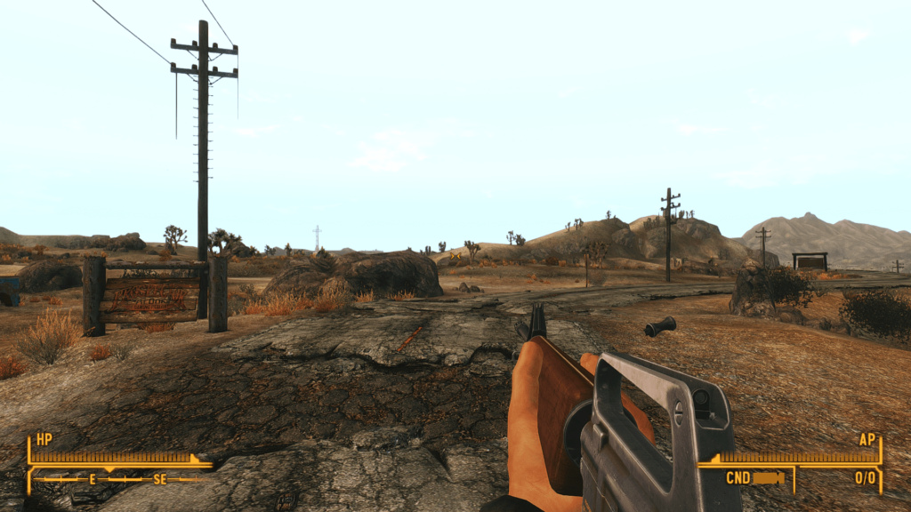 [FNV] Glitches with Weapon Mods Servic10