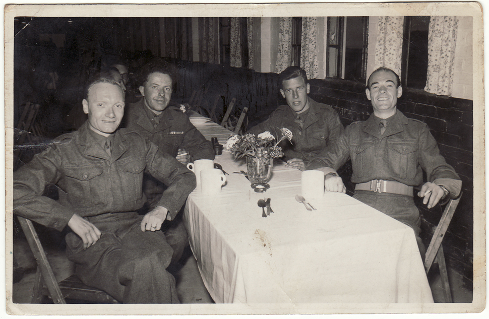 Trying to locate British forces nightclub in 1945/46 Germany Jim_no10