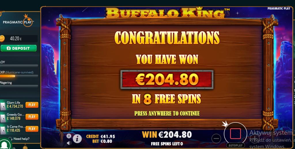 Screenshoty naszych wygranych (minimum 200zł - 50 euro) - kasyno - Page 38 Byczki10