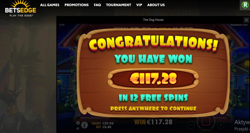 Screenshoty naszych wygranych (minimum 200zł - 50 euro) - kasyno - Page 33 Pieski10