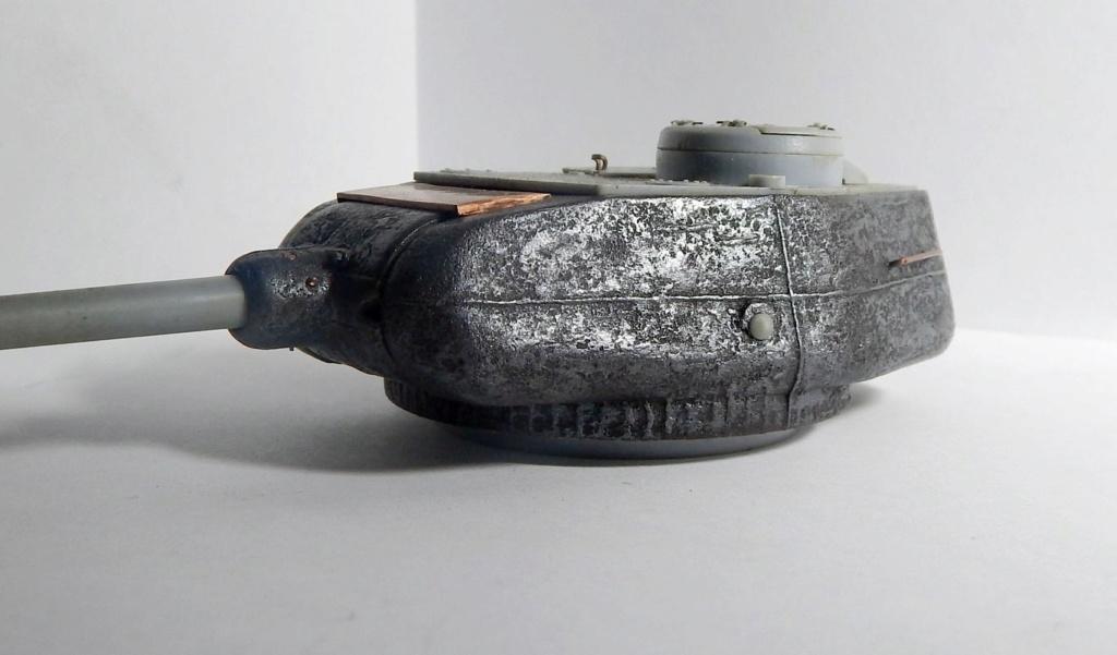 СУ-100, Т-34\85 (ЗВЕЗДА 1:35, снятые с призводства) на сентябрь 1944, Т-34\85 (MSD 1:35) завода 122 с башней завода 75. Dscn5843