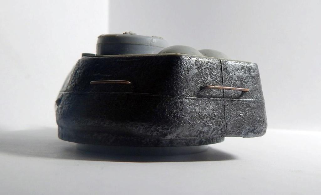 СУ-100, Т-34\85 (ЗВЕЗДА 1:35, снятые с призводства) на сентябрь 1944, Т-34\85 (MSD 1:35) завода 122 с башней завода 75. Dscn5845