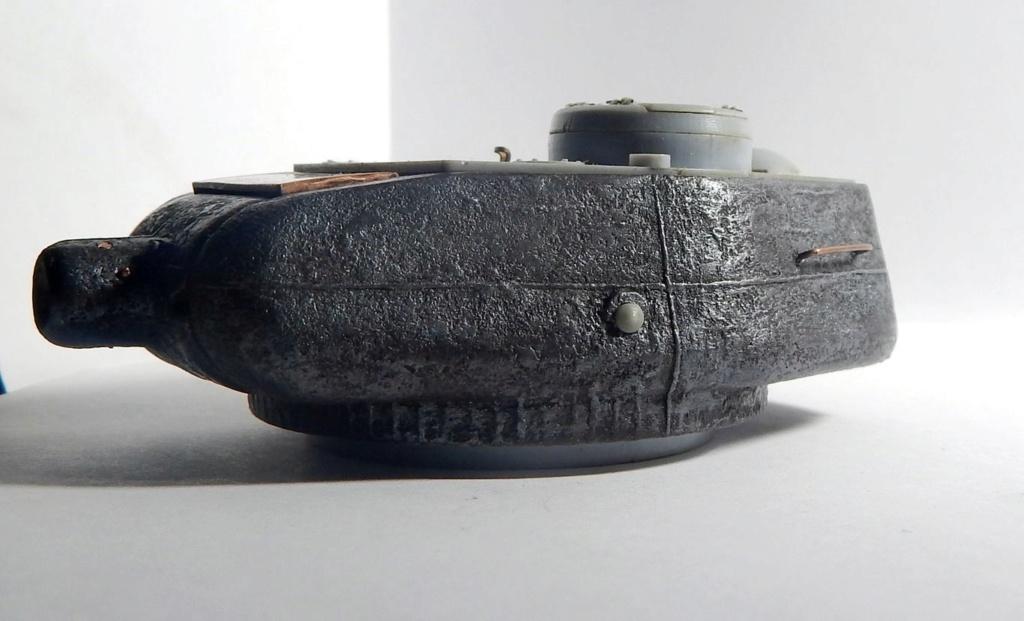СУ-100, Т-34\85 (ЗВЕЗДА 1:35, снятые с призводства) на сентябрь 1944, Т-34\85 (MSD 1:35) завода 122 с башней завода 75. Dscn5846