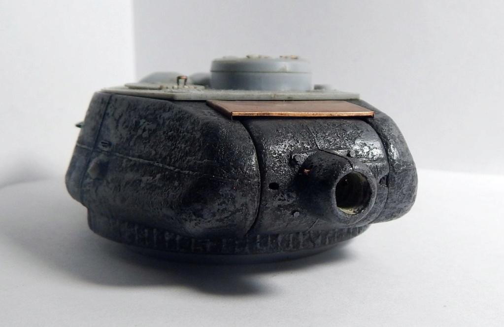 СУ-100, Т-34\85 (ЗВЕЗДА 1:35, снятые с призводства) на сентябрь 1944, Т-34\85 (MSD 1:35) завода 122 с башней завода 75. Dscn5848