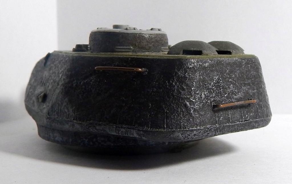 СУ-100, Т-34\85 (ЗВЕЗДА 1:35, снятые с призводства) на сентябрь 1944, Т-34\85 (MSD 1:35) завода 122 с башней завода 75. Dscn5914