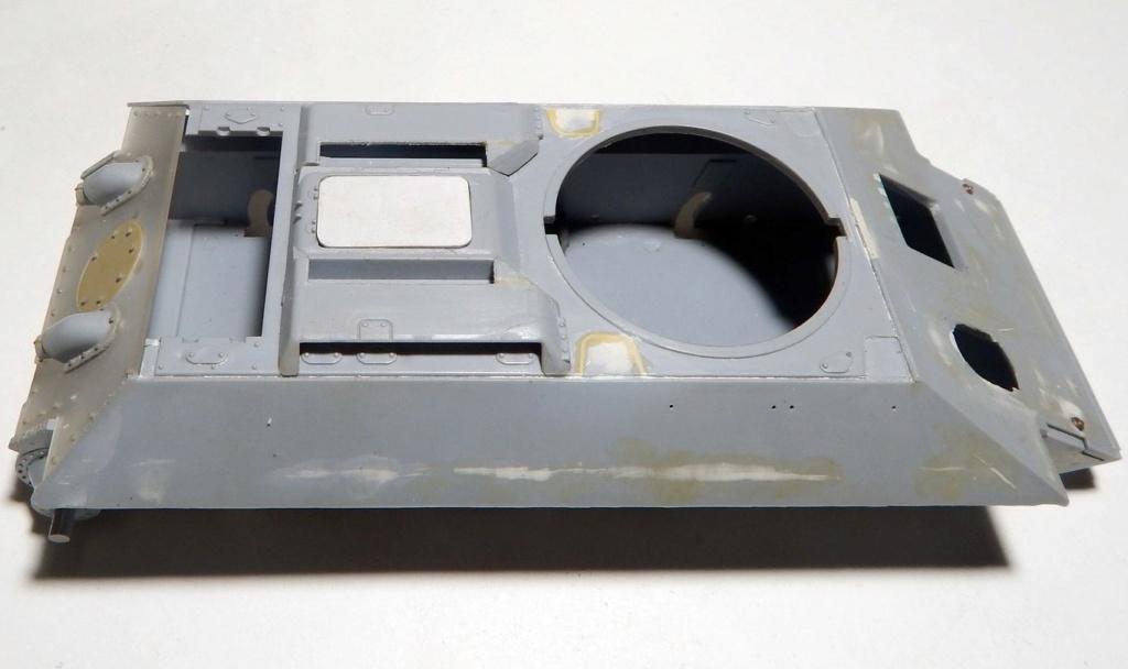 СУ-100, Т-34\85 (ЗВЕЗДА 1:35, снятые с призводства) на сентябрь 1944, Т-34\85 (MSD 1:35) завода 122 с башней завода 75. - Страница 2 Dscn5936