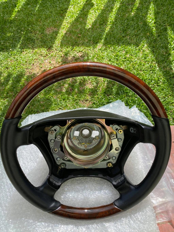 Volante Couro/Madeira W124 W201 W202 W140 W210 R129 12203610