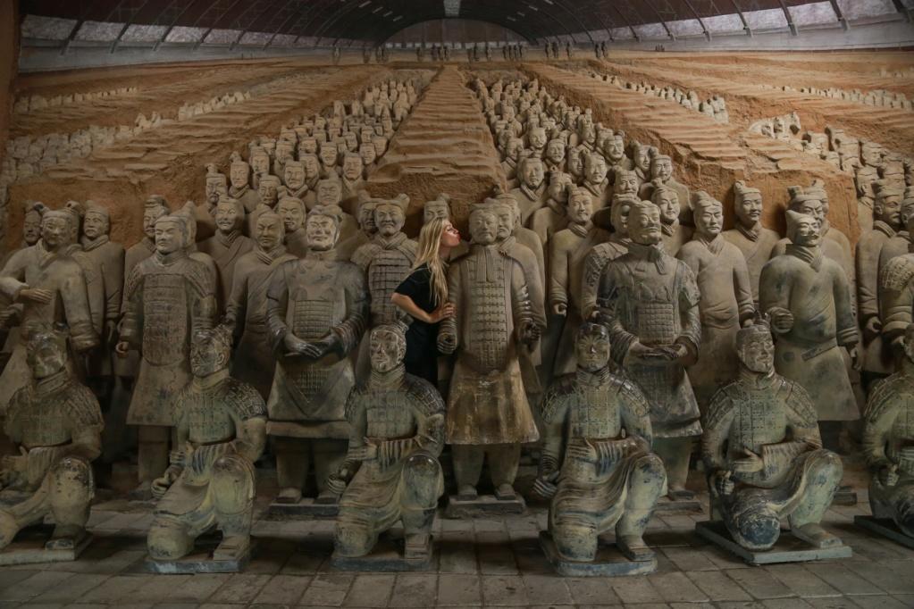 Терракотовая армия Китая Img_3111