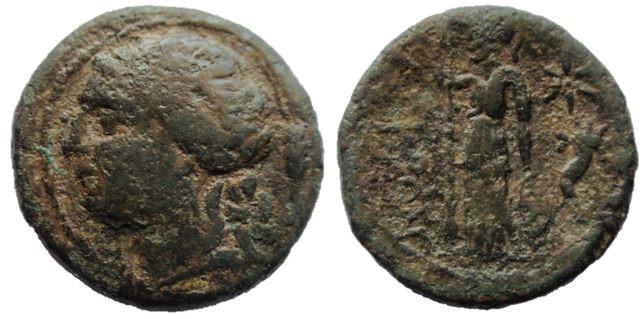 BRUTTIUM, Locroi Epizephyrioi Brutti10