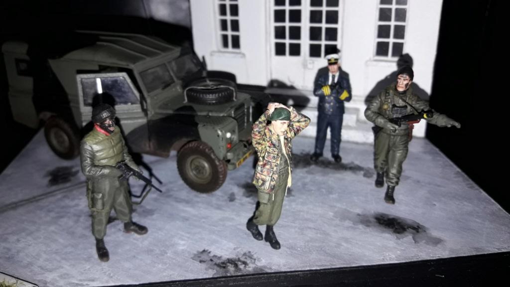 Malvinas: Abril 1982 - Operación Rosario 20200611