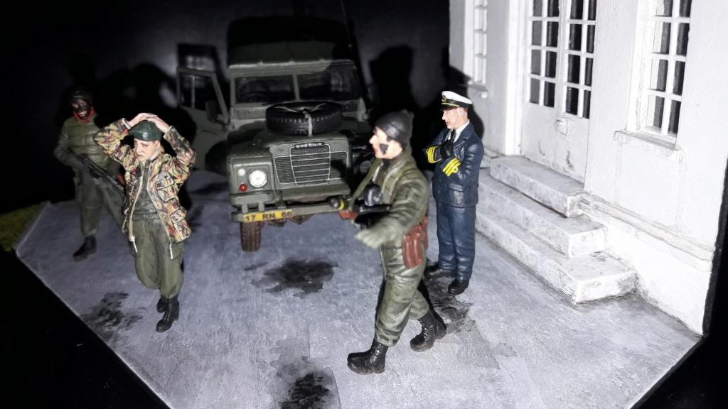Malvinas: Abril 1982 - Operación Rosario 20200620