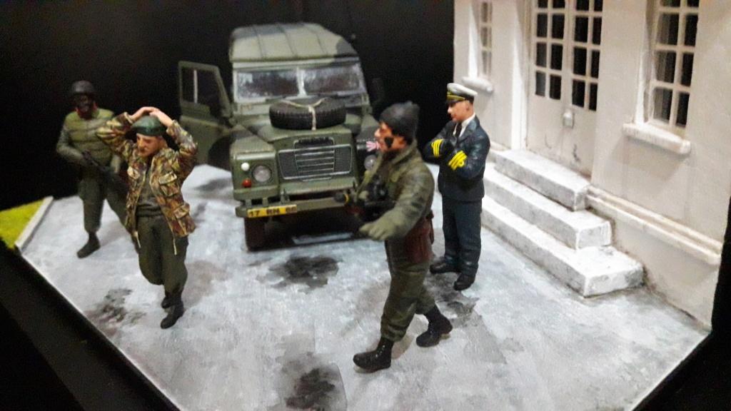 Malvinas: Abril 1982 - Operación Rosario 20200621