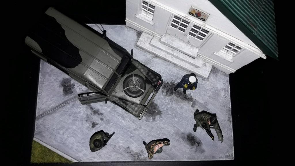 Malvinas: Abril 1982 - Operación Rosario 20200622