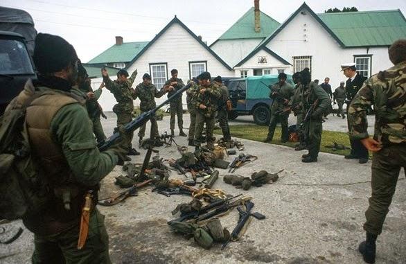 Malvinas: Abril 1982 - Operación Rosario 2_de_a10