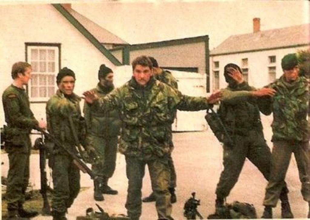 Malvinas: Abril 1982 - Operación Rosario 65410
