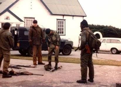 Malvinas: Abril 1982 - Operación Rosario Unname10