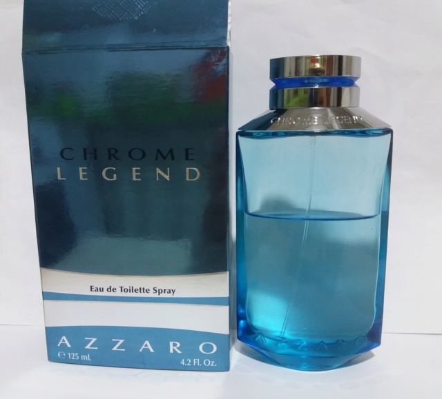 Azzaro Chrome Legend ( VENDIDO ) 20180915