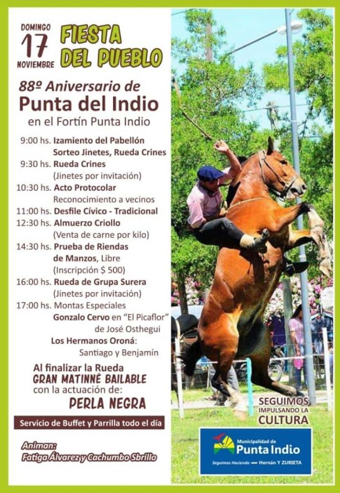 Domngo 17 de noviembre, rodada de practiica e instruccion a Punta Indio 72758310