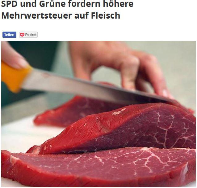 Ernährung, Nahrung, Lebensmittel – und was sie uns als solches verkaufen - Seite 4 Fleisc10