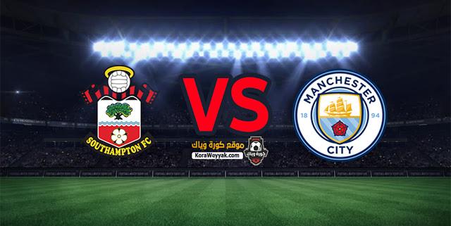 مشاهدة مباراة مانشستر سيتي وساوثهامتون بث مباشر اليوم 19 ديسمبر 2020 في الدوري الانجليزي Aia_ai11