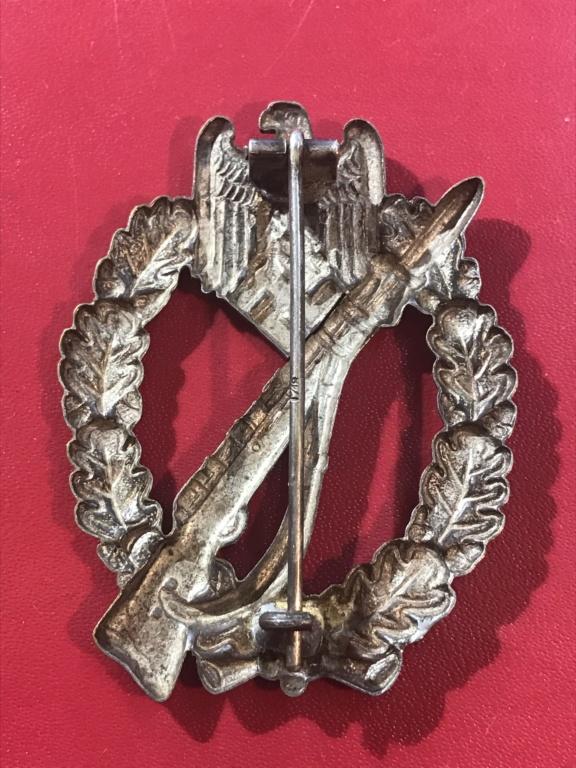 Insigne assaut infanterie Allemande  519c2e10