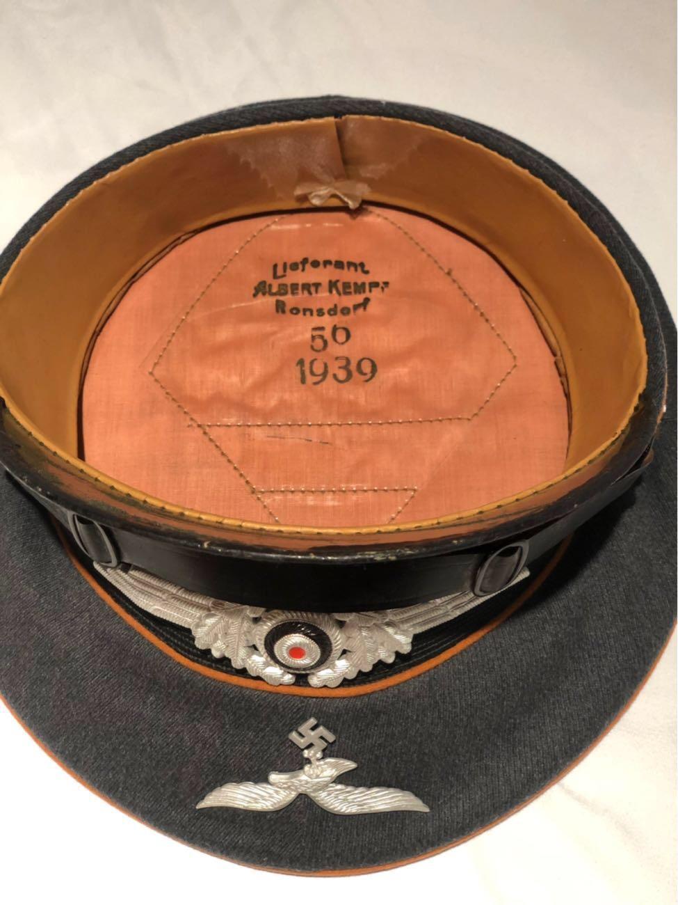 Coiffe Luftwaffe  73b4a310