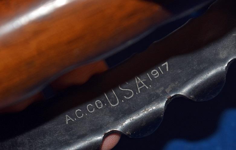 Couteau US WW1 AC.Co 1917 Buds_310