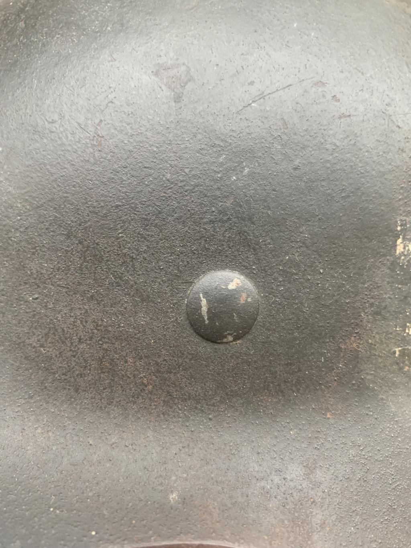 Casque Allemand Heer M42 EF Img_3445