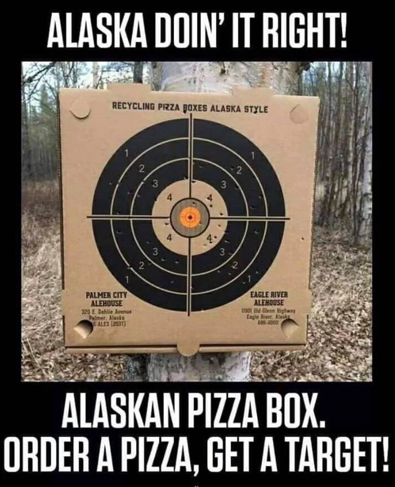 Pizza en Alaska ? 44441610