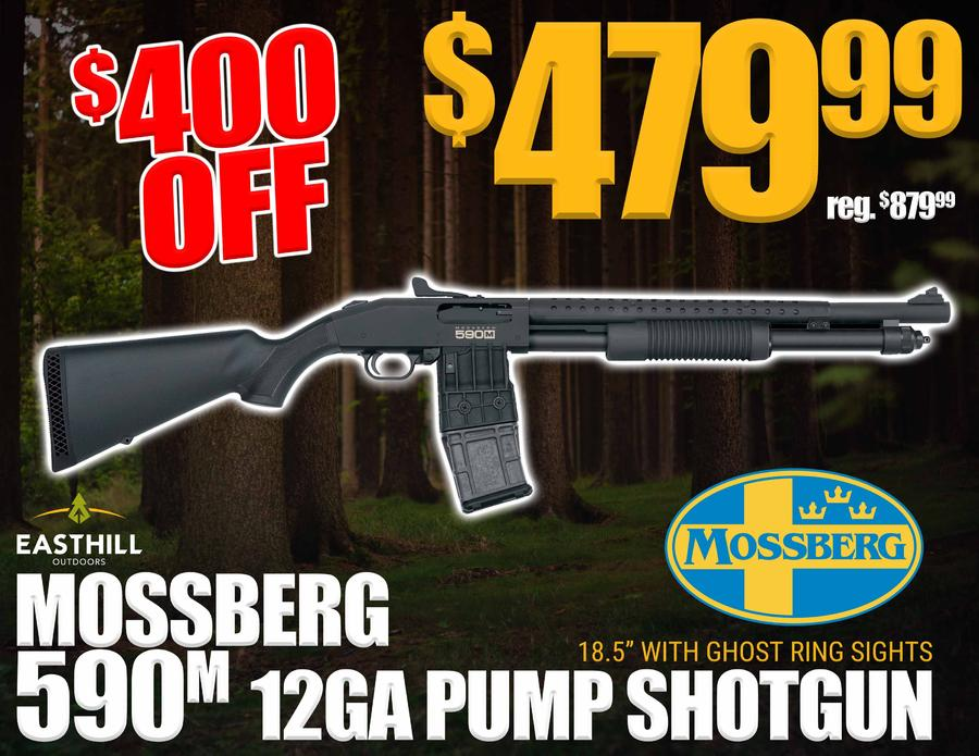 DEAL ALERT ! Mossberg 590M 12ga w/ Ghost Ring Sights 479$  Mossbe10